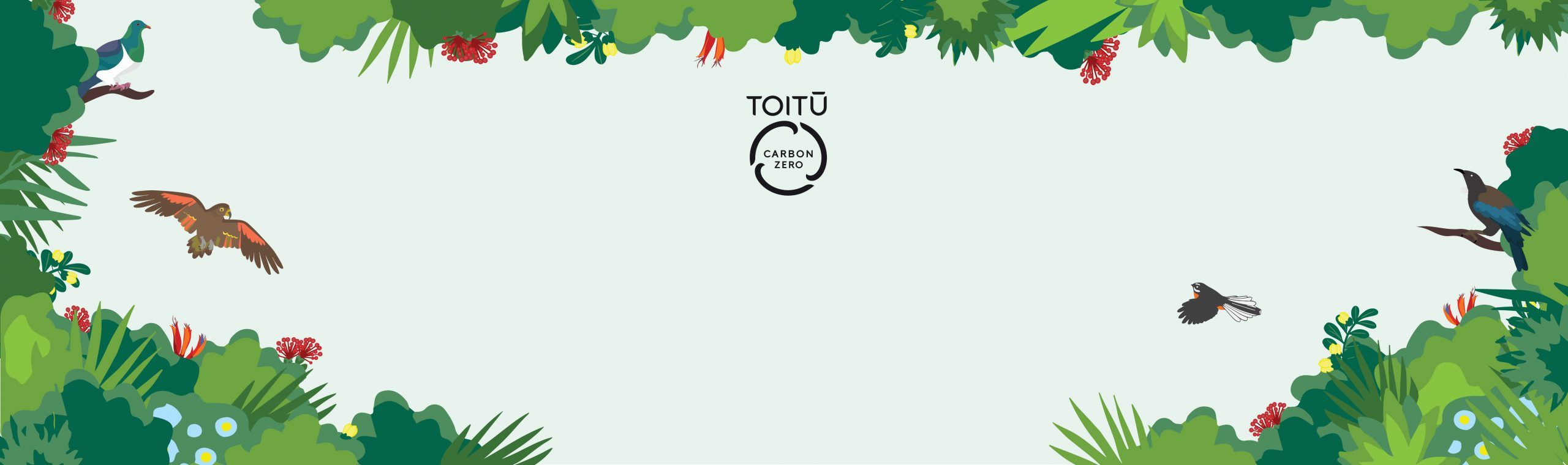 We're now Toitū carbonzero certified